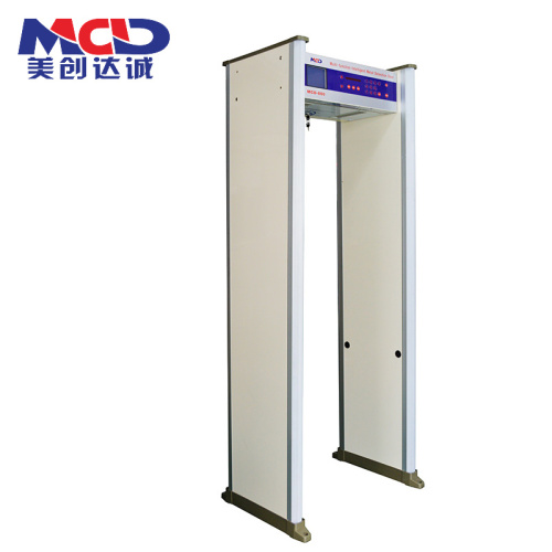 Ultra-high sensitivity security door