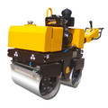 Smooth Drum Mini Asphalt Roller