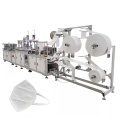 Automation Anti Dust KN95 Respirator Mask Making Machine