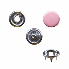 Pink Color Snap Button for Garment 4 Pieces