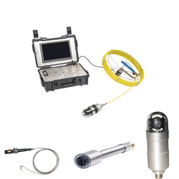 Push Rod Pipe Inspection Camera
