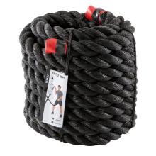 Custom diameter gym Strength exercise battle rope
