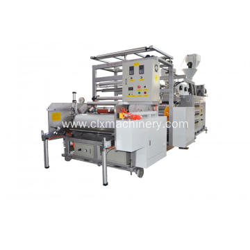 Double Screw Cast Film Machine