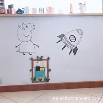 Väggmontering Erasable Child Writing Board