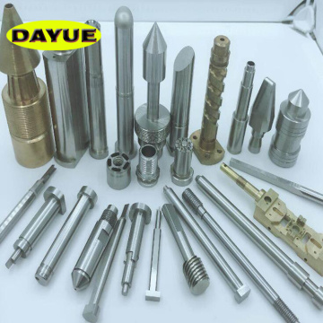 Chinese Mold Parts Factory Processing Core Sales