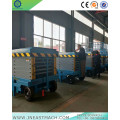 1.5t 8m Diesel Powered Mobile Scissor Lift