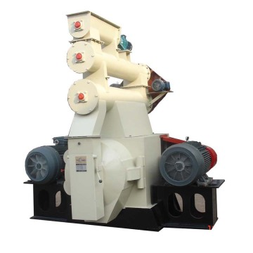 Ring sterven pellet machine
