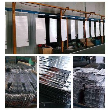 Roll Bond Evaporator for Freezer Refrigerator
