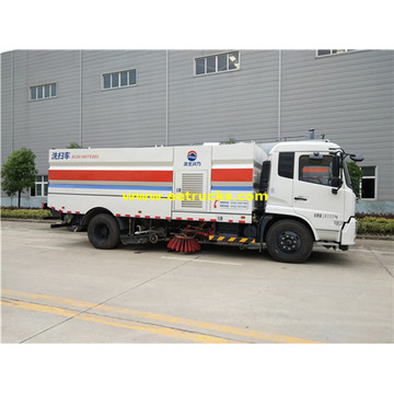 Dongfeng 8000 Litres Street Sweeping Vehicles