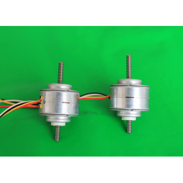 25mm PM Stepper Motor with Non-captive Shaft