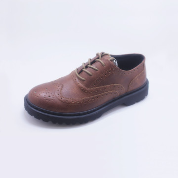Hot Sale Leather Upper Dress Shoes for Men