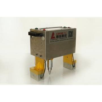 Mobile Dot Peen Marking Machine for Chassis