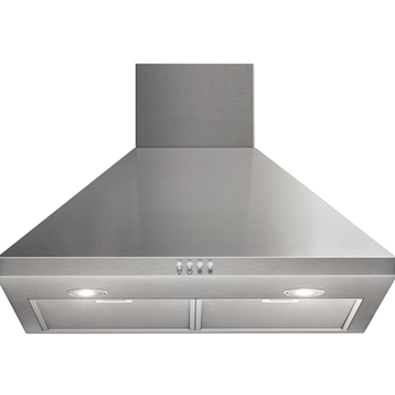 Steel Hood 60cm Pyramid in Italy