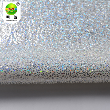 Wholesale polyester spandex foil printing fabric
