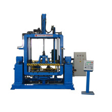 A Tiltable Casting Machine