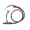 P500 Gas Cooled Co2 Mig Welding Torch