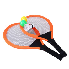 2pcs Durable Outdoor Sports Toys Parent-Child Sports Game Toys Educational Sports Toys Badminton Tennis Rackets for Boys