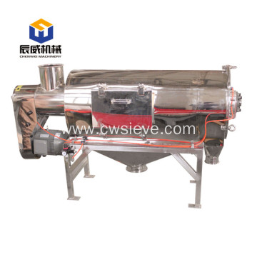 Automatic high-efficiency centrifugal flour sifter