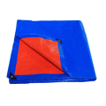 Blue Fire Resistant Tarpaulin Low Price