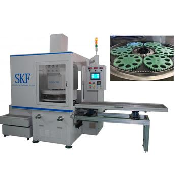 Metal double sides surface lapping and polishing machine