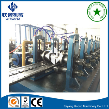 GI C shaped steel U Channel roll forming machine
