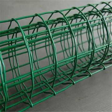 PVC coated Holland Garden Fence Euro Fence