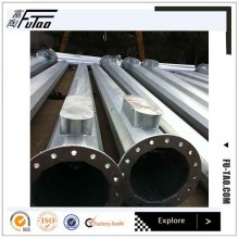 25 Meters Steel Tubular Pole Design
