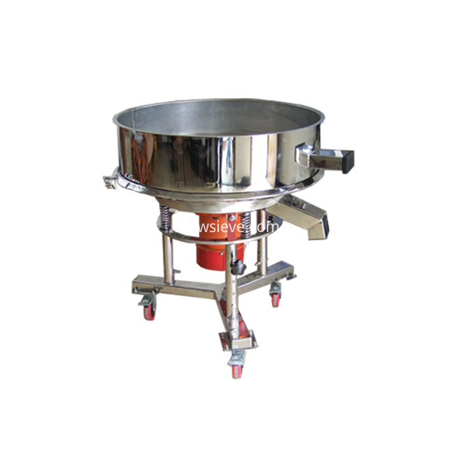 high frequency vibrating sifter