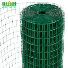 PE coated welded wire mesh fence factory price