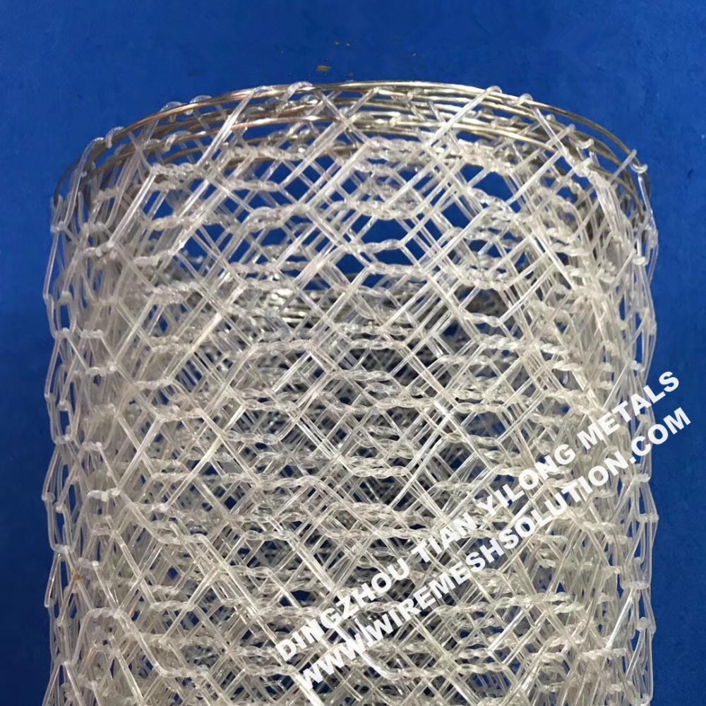 PET Hex Wire Netting