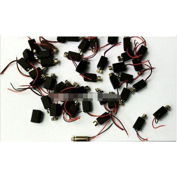 NEW 80pcs Mini pager Vibrating Vibrator Micro mobile Motor 4mm x 8mm Vibration Pager Motor diameter 4mm