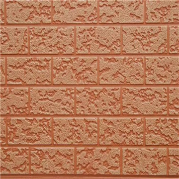 House decoration outside wall panel tiles