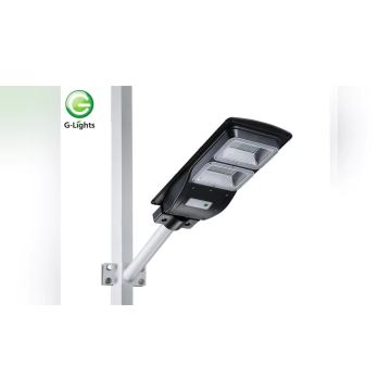 Satisfactory led solar street lighting pole price