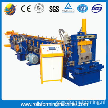 Limitless steel frame machine