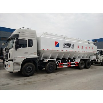 40000 liters 8x4 Feed Delivery Tanker Trucks