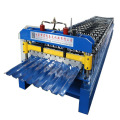 2019 Steel Profile Roofing Tile Roll Forming Machine