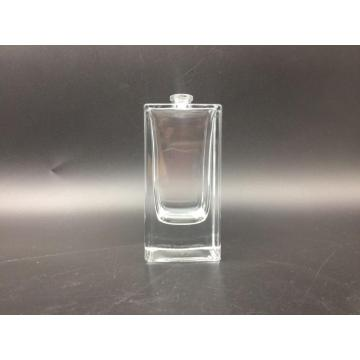 Cosmetic container of 50ml oblong bottle perfume bottle