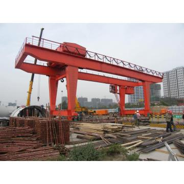 30t high performance U-type double girder gantry crane