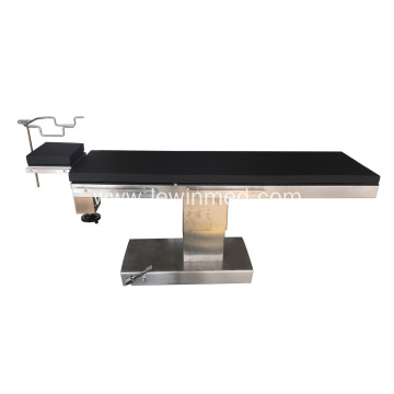 Stainless Steel Electric Ophthalmology Operation Tables
