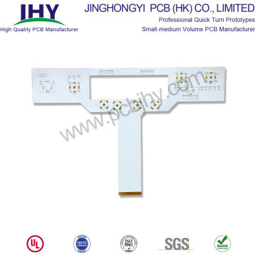 FPC LED lamp bar circuit board