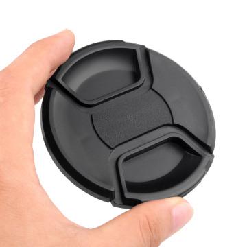 40.5mm 43mm 46mm 49mm 52mm 55mm 58mm 62mm 67mm 72mm 77mm 82mm Camera Lens Cap Cover For Canon Nikon Sony Olypums Fuji Samsung