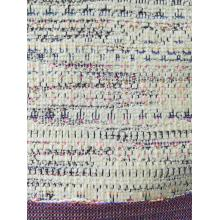 Cotton Poly Double Jacquard