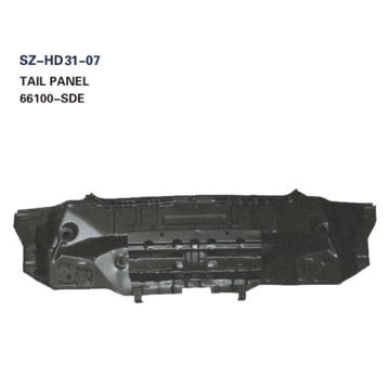 Steel Body Autoparts Honda 2003 Accord TAIL PANEL