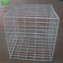 Galvanized gabion basket retaining wall welded gabion box