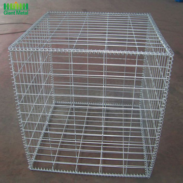 Galvanized Welded Gabion Stone Retaining Wall Box