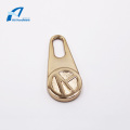 Distinctive Design Bag Accessories Metal Puller Zipper