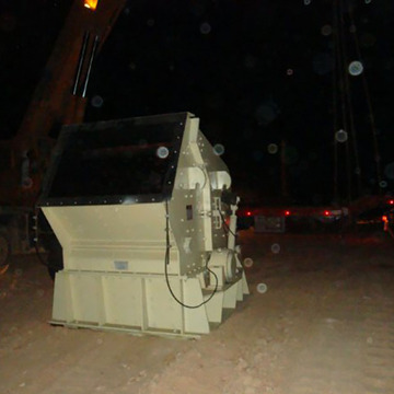 SI Series Impact Crusher