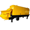 Cement Concrete Trailer Portable Concrete pump