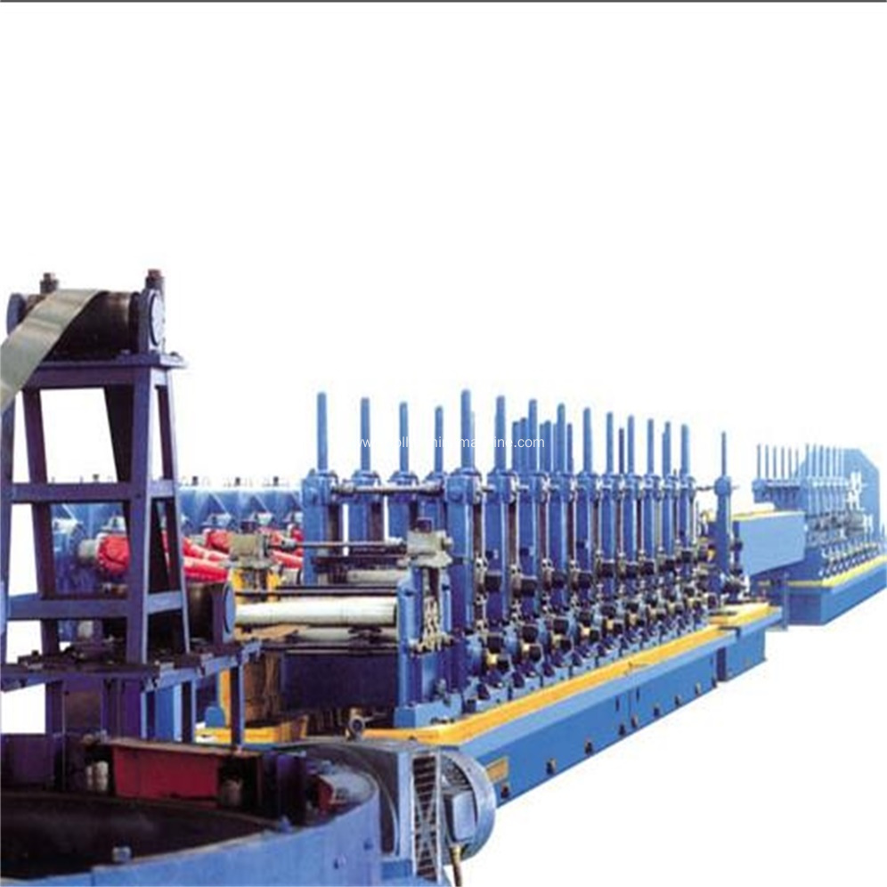 High Frequency Welded Tube Forming Machine
