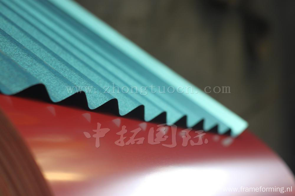 Automatic Corrugated Sheet Pasting Machine